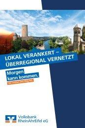 Broschüre Lokal verankert - überregional vernetzt