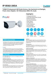 IP-B582-28SA Datenblatt