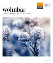 wohnbar Winter 2020 Haider