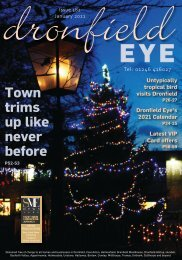 Dronfield Eye issue 182 January 2021
