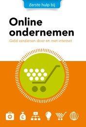 Eerste hulp bij Online Ondernemen - univeregioplus.nl
