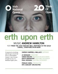 erth upon erth Programme Book