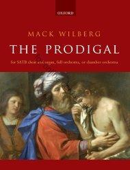 Mack Wilberg - The Prodigal