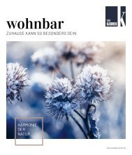 wohnbar Winter 2020 Karner
