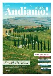 Andiamo! | Citalia Magazine Winter 2021