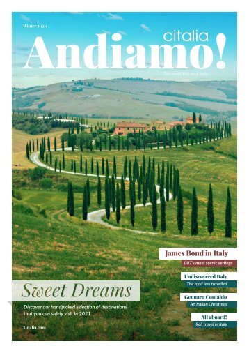 Andiamo!   Citalia Magazine Winter 2021
