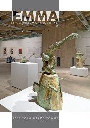 Toimintakertomus 2011 (pdf) - Emma