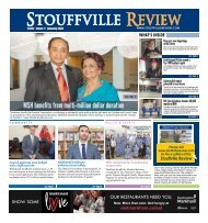 Stouffville Review, January 2021