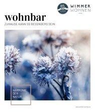wohnbar Winter 2020 Wimmer
