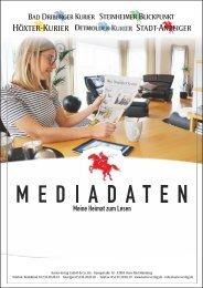 MEDIADATEN Kurier-Verlag_2021
