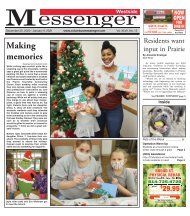 Westside Messenger - December 20th, 2020