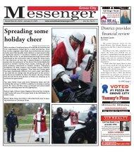 Grove City Messenger - December 20th, 2020