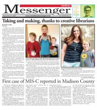Madison Messenger - December 27th, 2020