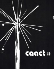 CAACT Newsletter Vol. 1, No. 1 - February
