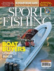 Sport Fishing - January 2006 - Old Park High Speed Internet Project