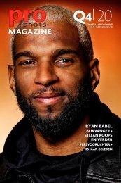 ProShotsMagazine 10 Q4 2020
