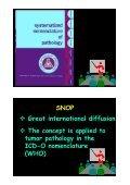 NAP Nomenclature for Anatomic Pathology - MITEL - Page 5