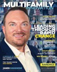 Multifamily Innovation Magazine 2021