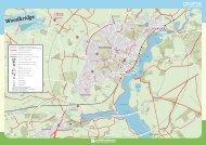Woodbridge  Cycle Map