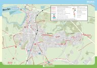 Beccles Cycle Map