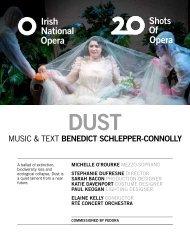 Dust Programme Book