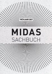 Vorschau Midas Sachbuch Frühjahr 2021