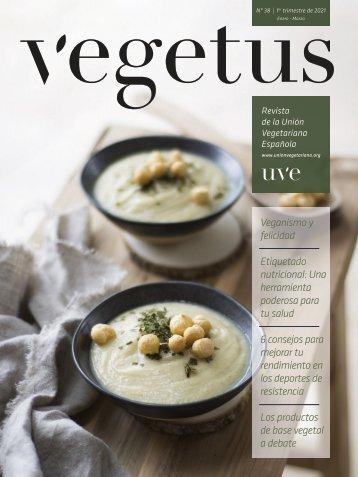 Revista Vegetus nº 38 ( Primer trimestre 2021)