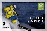 Freeride Camps - Snowacademy