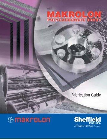 Makrolon Polycarbonate Fabrication Guide