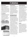 Makrolon Polycarbonate Fabrication Guide - Page 7