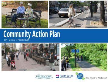 Community Action Plan - Peterborough County-City Health Unit