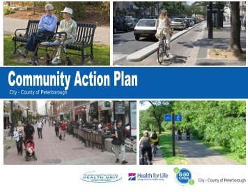 Community Action Plan - Peterborough County-City Health Unit