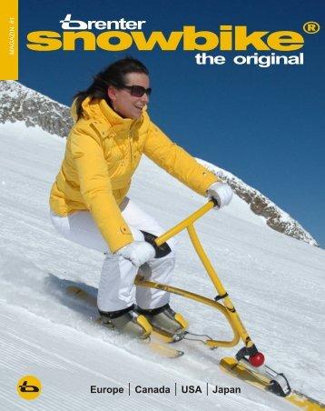 Snowbike Magazin Nr 1