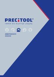 Arbeitsschutz 2020-22 Sicurezza sul lavoro (catalogo in lingua tedesca)
