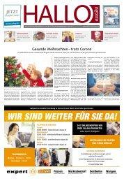 Hallo-Allgäu  vom Donnerstag, 24.Dezember