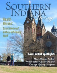 Southern Indiana Living - Jan / Feb 2021
