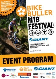 ALL THAT IS GREAT ABOUT MOUNTAIN BIKING AT ... - Rapid Ascent