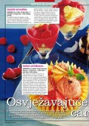 Revija sladoleda - novi pekar