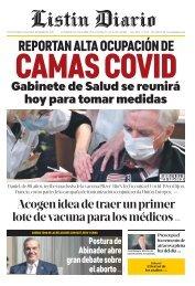 Listín Diario 28-12-2020