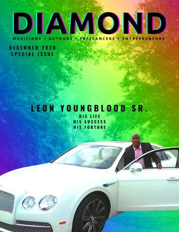 Diamond Magazine December 2020 Issue