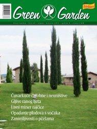 Green Garden - Sjemenarna