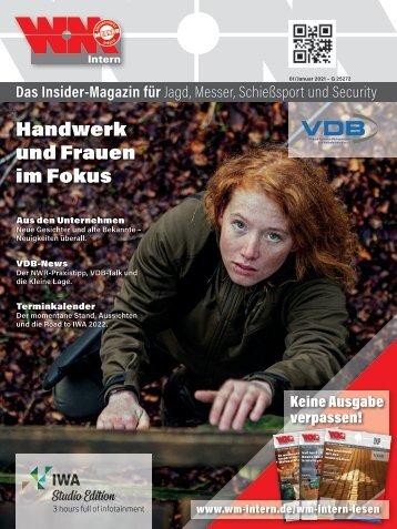 Waffenmarkt-Intern 01/2021