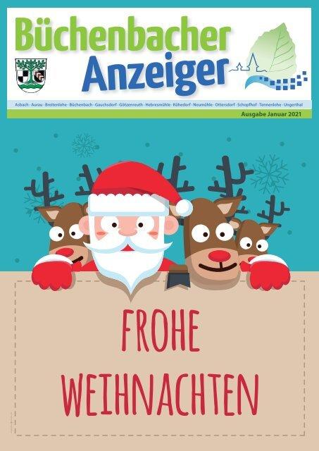 Januar 2021 - Büchenbacher Anzeiger