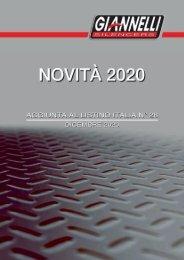Giannelli - Nuovi Prodotti - Dicembre 2020