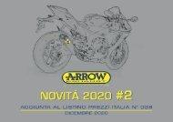 Arrow - nuovi prodotti Dicembre 2020