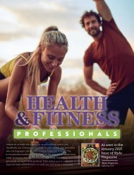 Health and Fitness Stand Alone-2021-January