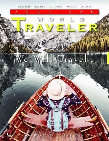 American World Traveler Winter 2020-21 Issue