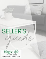 Maggies–Sellers-Guide