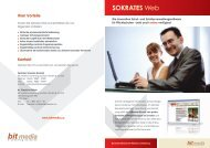 SOKRATES Web - bit