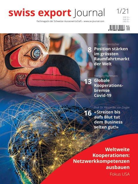 swiss export Journal 1/21